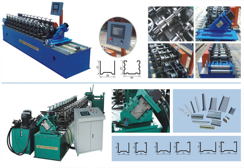 keel-roll-forming-machine