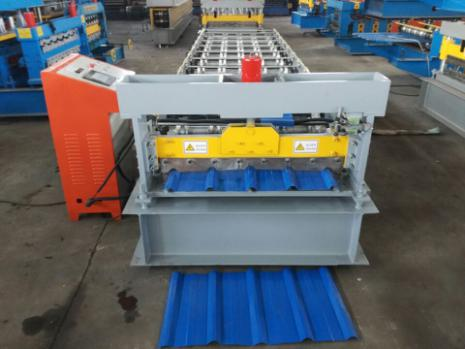 ZT840 Roof sheet roll forming machine 1